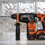 Test perfo-burineur AEG Powertools SDS Plus