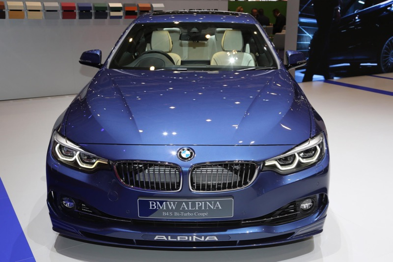 Alpina B4S