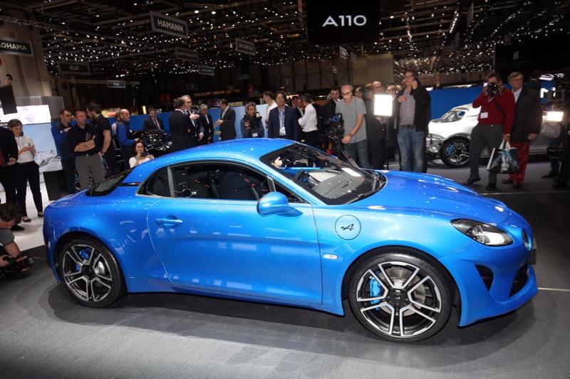 nouvelle Alpine A110