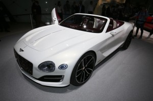 Bentley EXP 12 Speed 6e