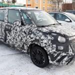 Le restyling de la Fiat 500L