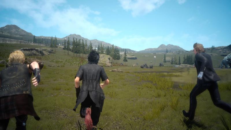 Test Final Fantasy XV sur PS4