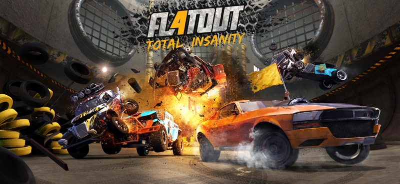 Test FlatOut 4 Total Insanity sur PS4