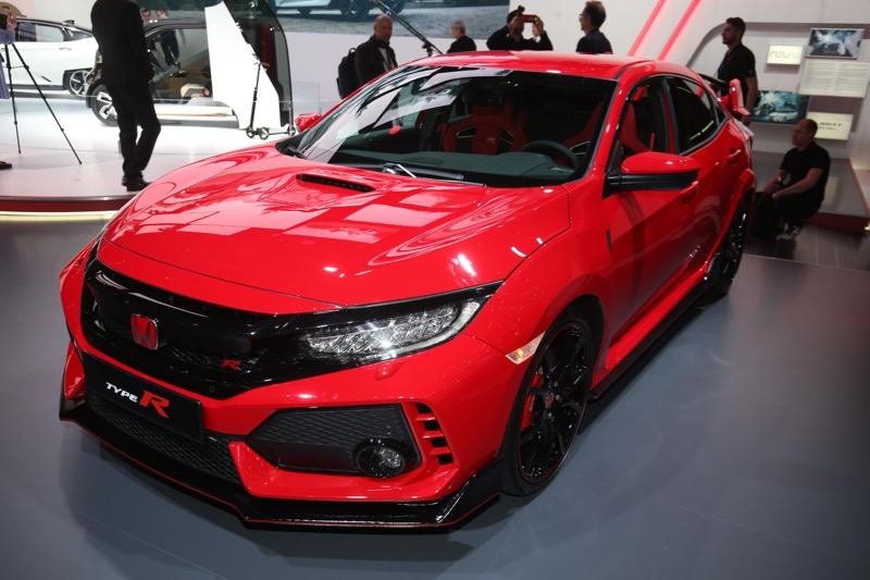 honda civic type r 2017 d j l actu automobile. Black Bedroom Furniture Sets. Home Design Ideas