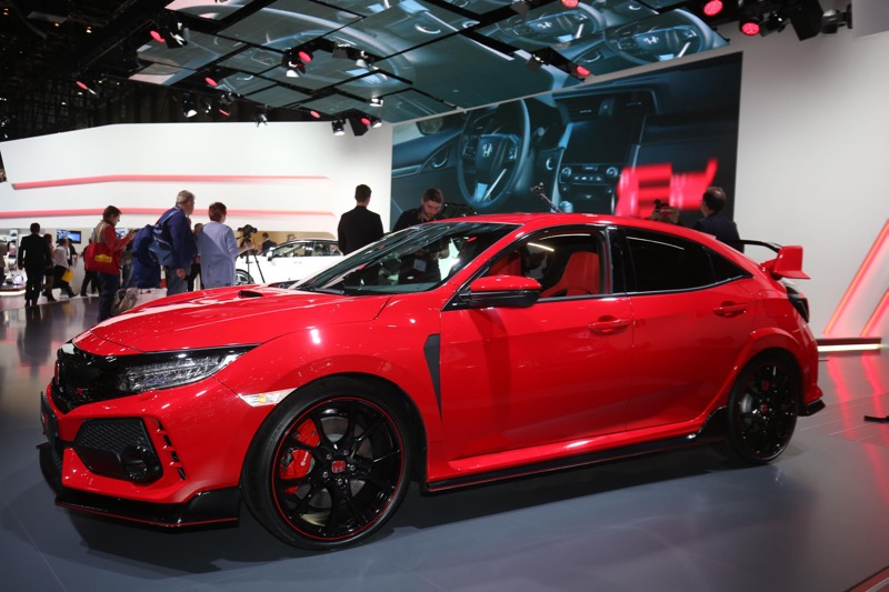 Honda Civic Type R 2017 D 233 J 224 L 224 Actu Automobile