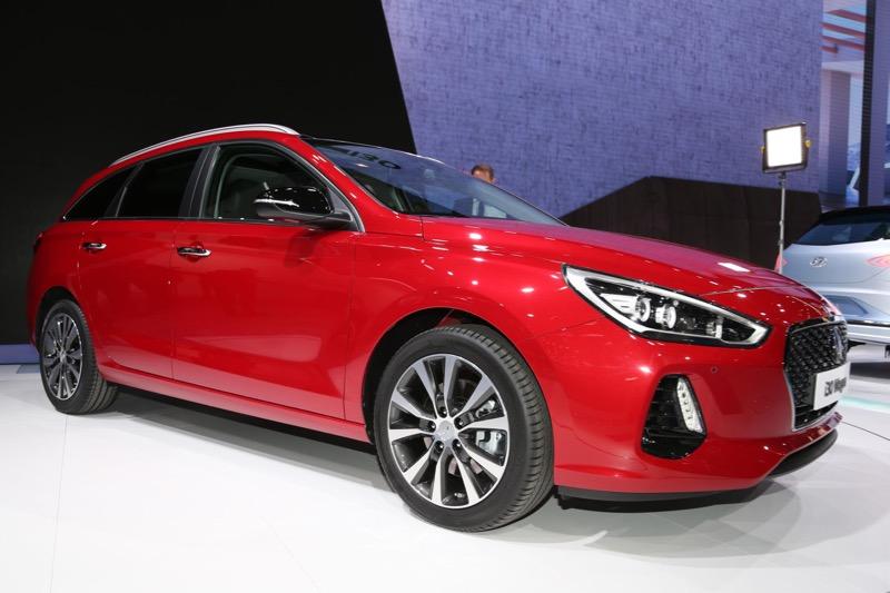 Nouvelle Hyundai i30 SW