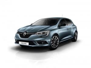 Nouvelle Renault Mégane Limited