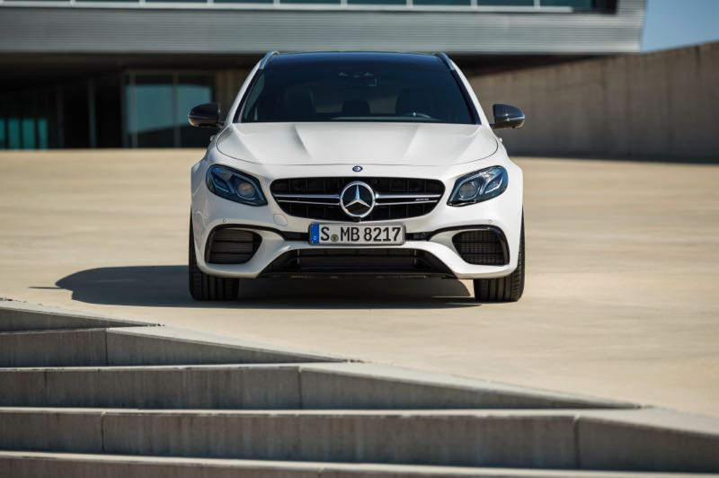 Mercedes-AMG E63 4Matic+ Break