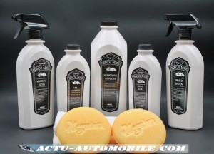 Pack Complet Mirror Bright - Meguiar's
