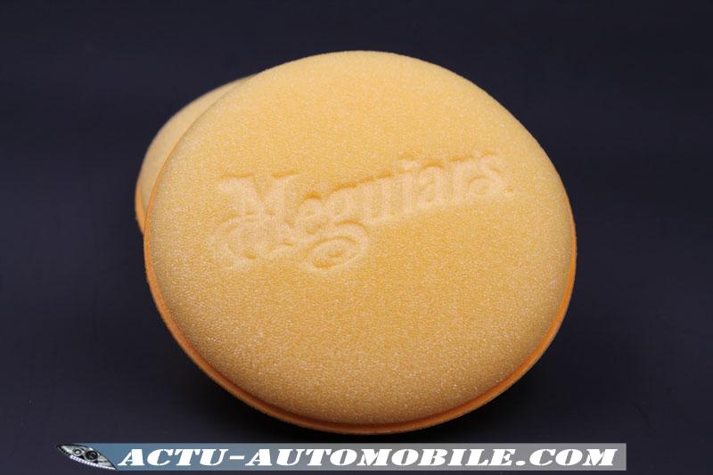 Tampons Mousses Applicateur Meguiar's