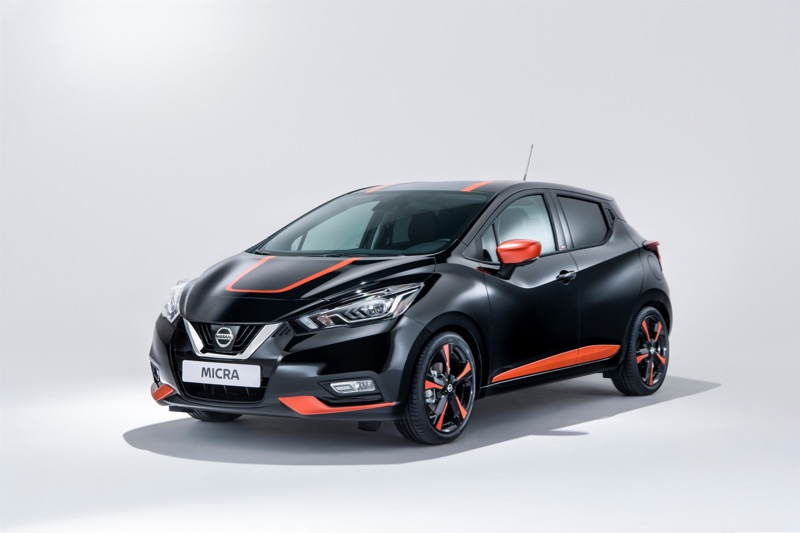 nouvelle nissan micra bose personal edition actu automobile. Black Bedroom Furniture Sets. Home Design Ideas