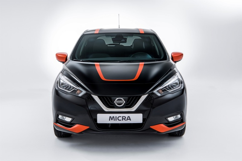 Nissan MICRA Bose® Personal® Edition