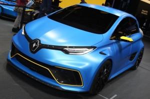 Renault ZOE e-sport conceptRenault ZOE e-sport concept
