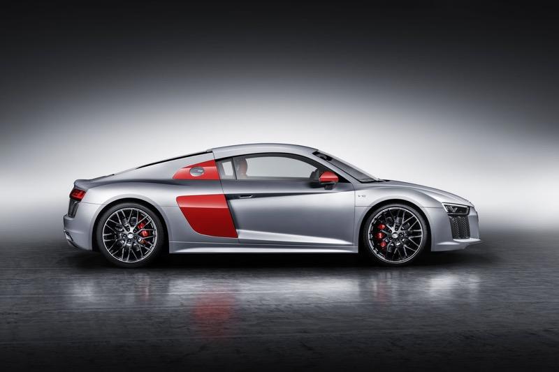 Audi R8 : une édition limitée Audi Sport