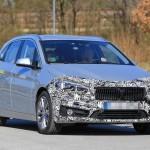 BMW Série 2 Active Tourer : bientôt le facelift