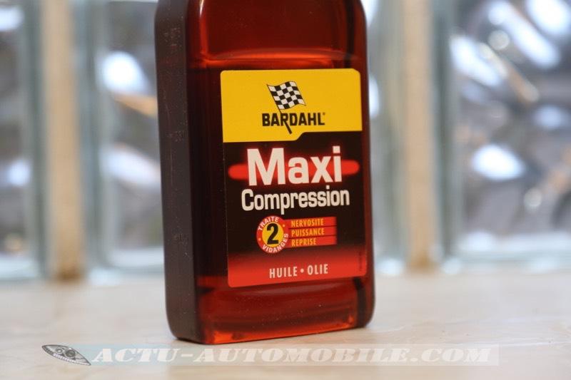 Maxi Compression de Bardahl