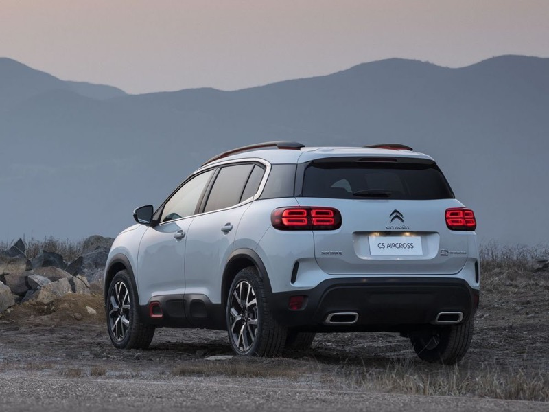 Citroën dévoile le C5 Aircross, un SUV aux grandes ambitions