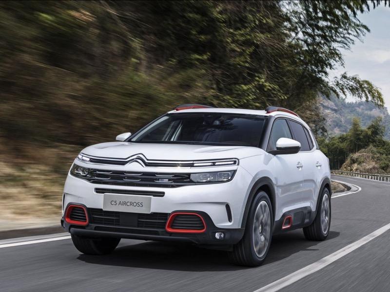 Citroën C5 Aircross : priorité à la Chine !