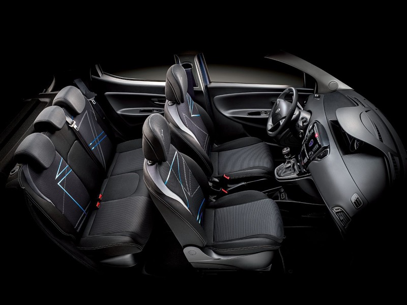 lancia ypsilon l 39 ann e mod le 2017 r serv e aux italiens actu automobile. Black Bedroom Furniture Sets. Home Design Ideas