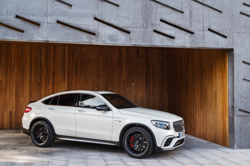 Mercedes-AMG GLC 63 4MATIC+ et GLC 63 S 4MATIC+ Coupé