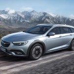 Opel Insignia Country Tourer : l'offensive Opel