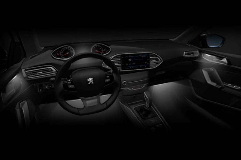 Nouvelle Peugeot 308 2017