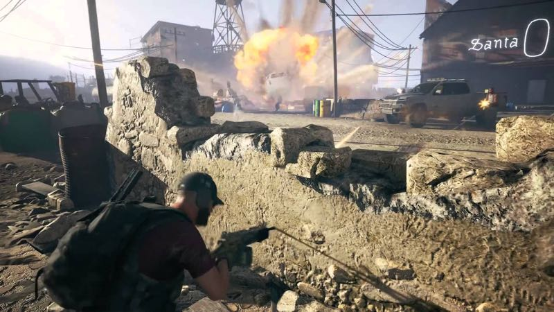 Test Tom Clancy's Ghost Recon Wildlands sur PS4