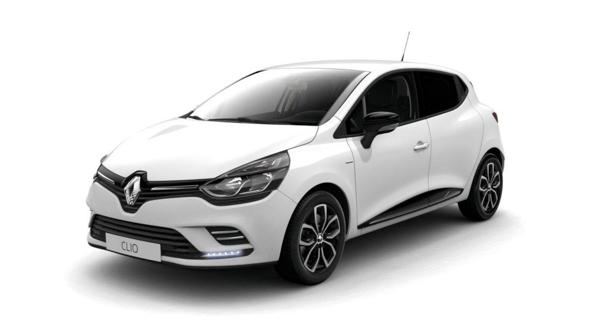 Série spéciale : Renault Clio Limited 2017