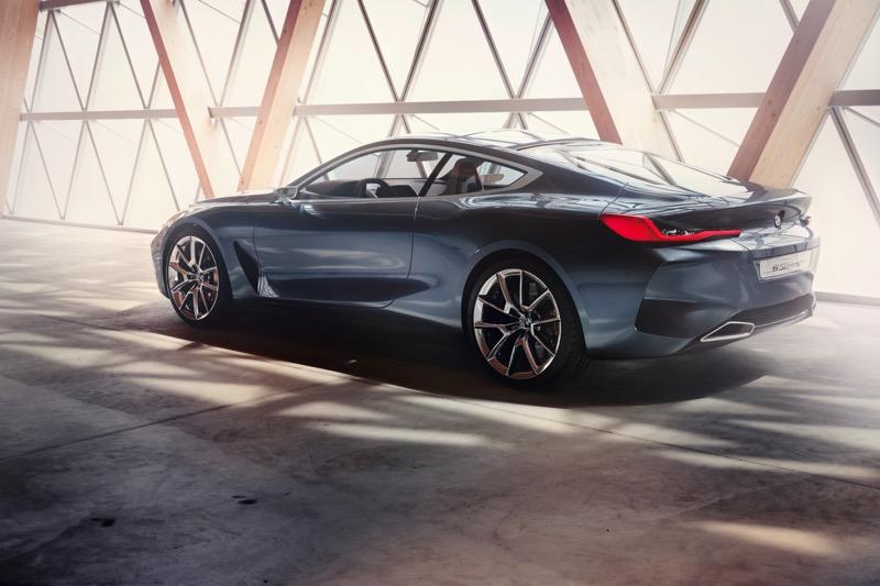 BMW Série 8 Concept 2018