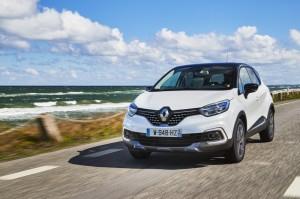 Renault Captur Initiale Paris