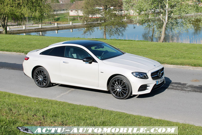 Mercedes Classe E Coupé Sportline Pack Edition One