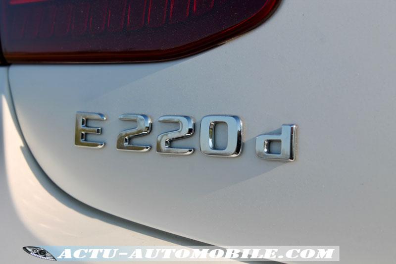 Motorisation 220d Classe E Coupé