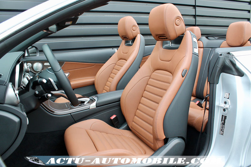 Mercedes Classe C Cabriolet Sportline