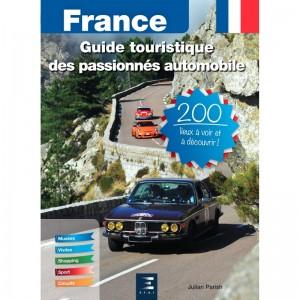 Guide de France touristique des passionnés automobile
