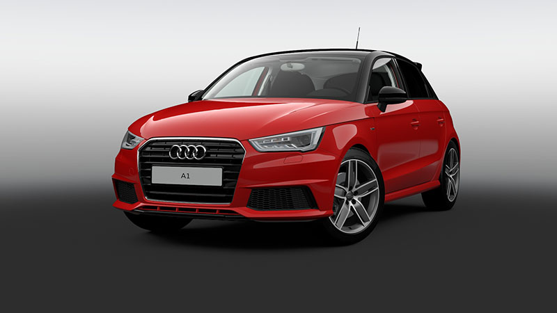 Audi A1 S Edition