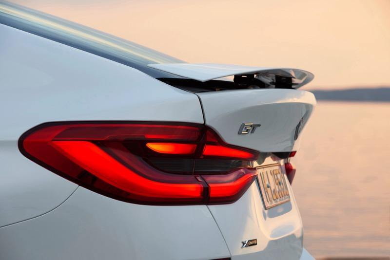 Nouvelle BMW Série 6 Gran Turismo