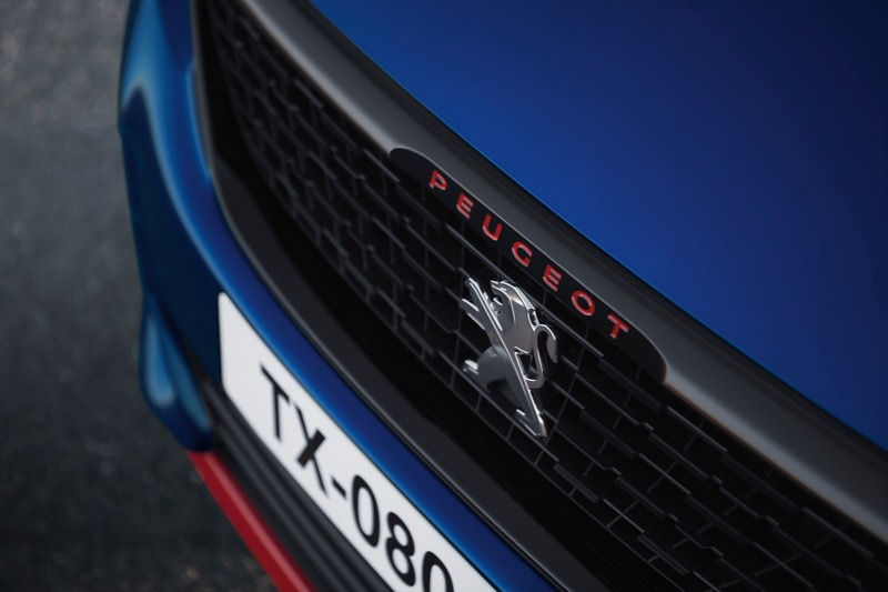 nouvelle Peugeot 308 GTI 2017