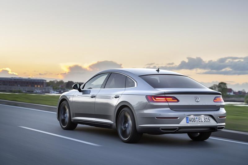 Nouvelle Volkswagen Arteon