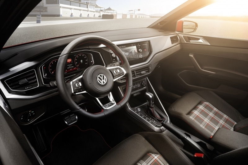 en images la nouvelle volkswagen polo 2018 actu. Black Bedroom Furniture Sets. Home Design Ideas