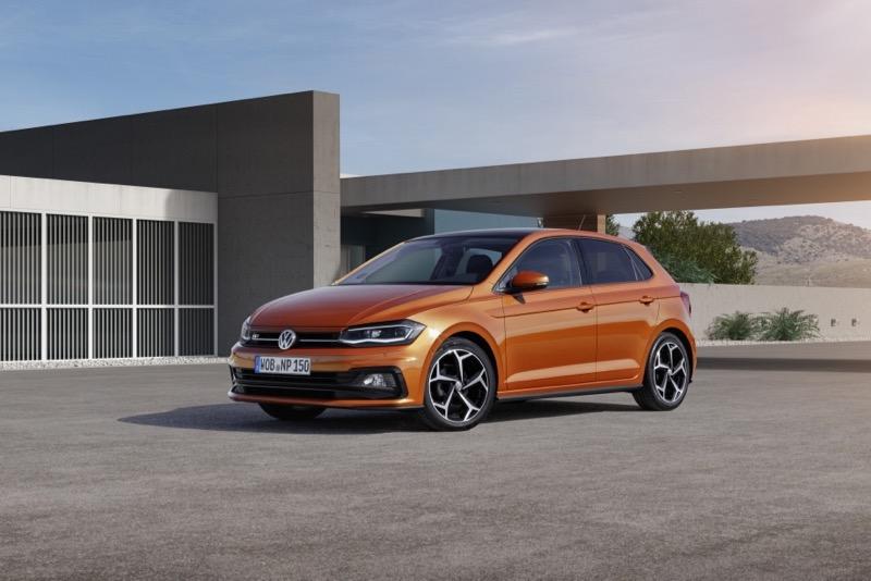 nouvelle Volkswagen Polo 2018 !
