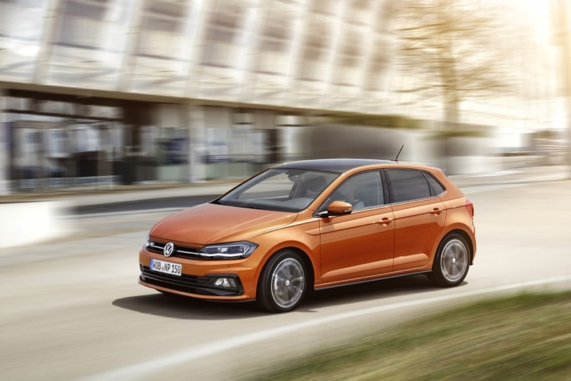 en images la nouvelle volkswagen polo 2018 actu automobile. Black Bedroom Furniture Sets. Home Design Ideas