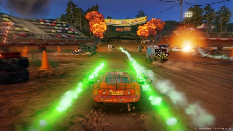 Test Cars 3 sur PS4