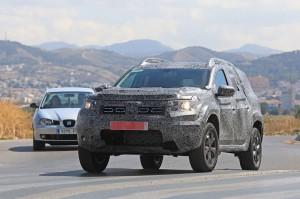 Nouveau Dacia Duster