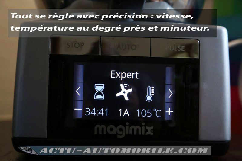 Test Magimix Cook Expert