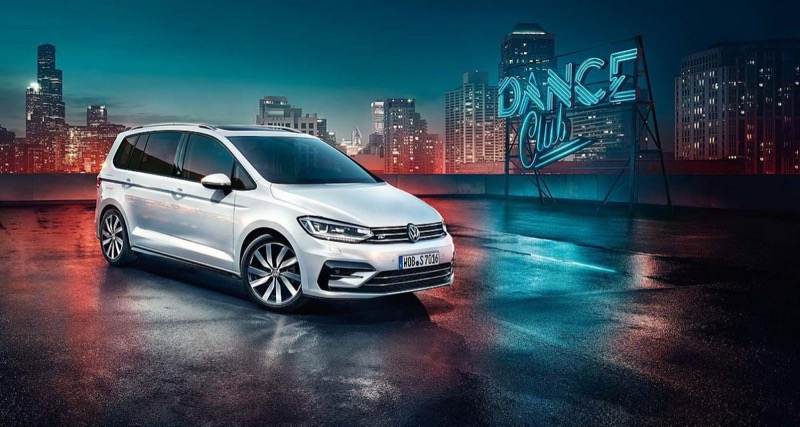 Volkswagen Touran Sound