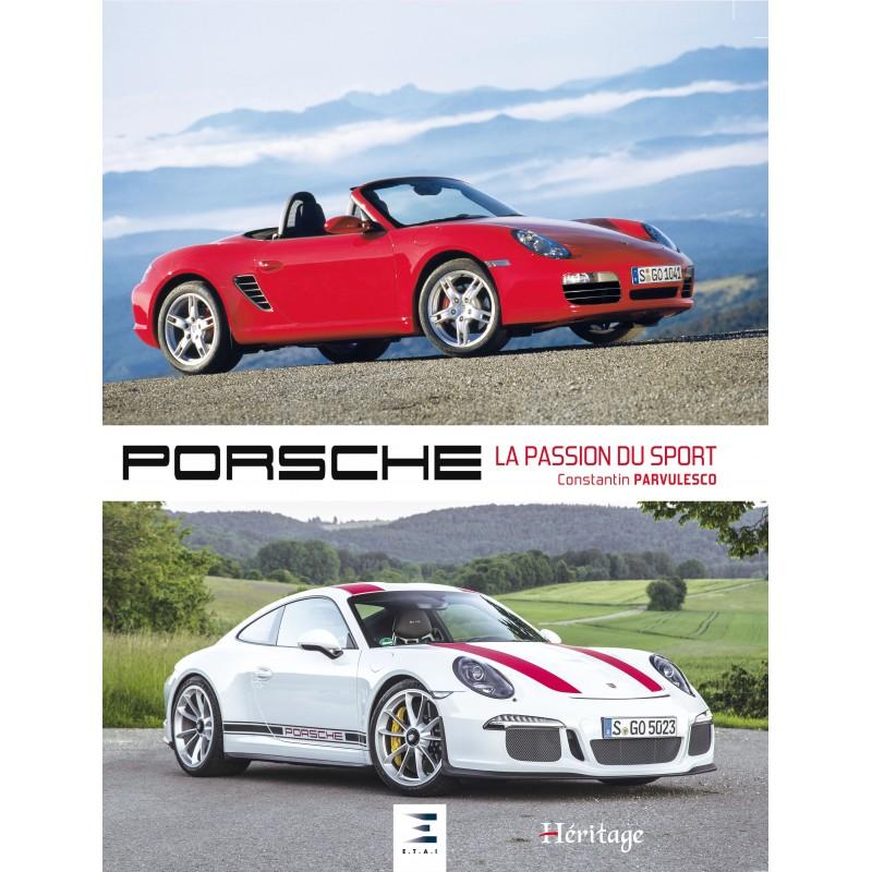 Livre : Porsche, la passion du sport