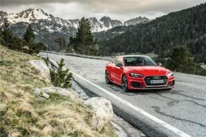 Nouvelle Audi RS 5 Coupé