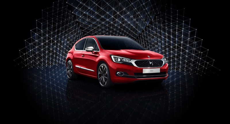 DS 4 Crossback Connected Chic