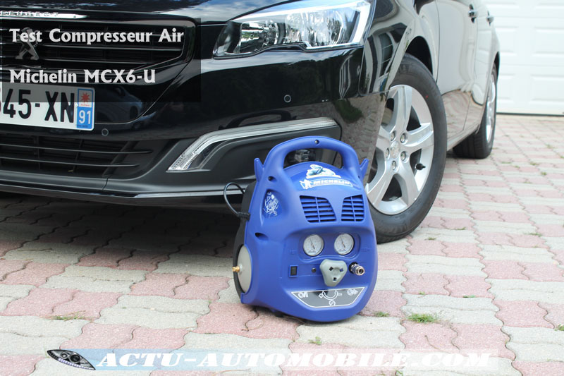 Compresseur Michelin MCX6-U