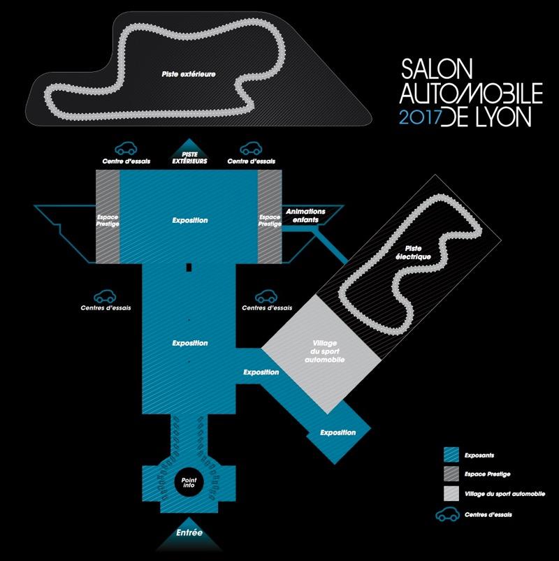 Salon de l'Auto de Lyon 2017